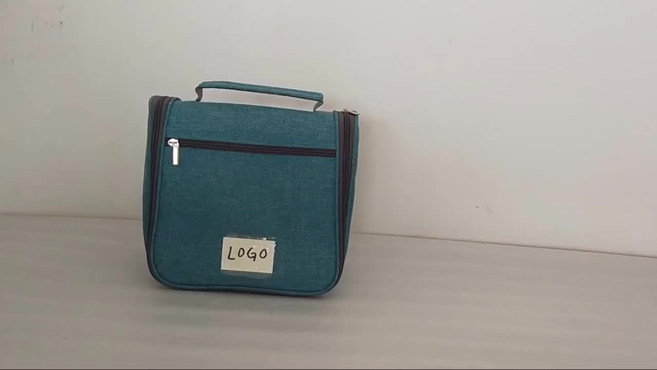 Travel Kit Organizer Bag Bathroom Storage Cosmetic Bag
