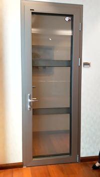 2016 Phonpa Aluminum Frame Glass Door,Aluminum Doors