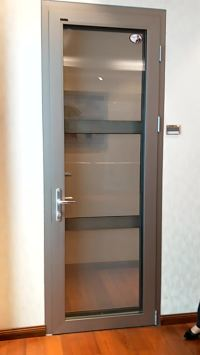 2016 Phonpa Aluminum Frame Glass Door,Aluminum Doors ...