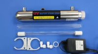 Ozone Germicidal Uv Lamp 185nm For Water Treatment - Buy ...