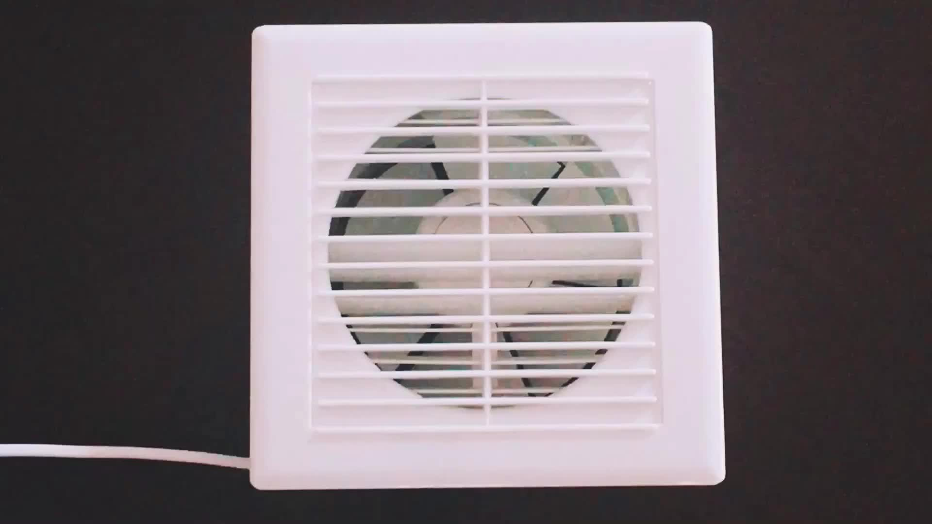 Kitchen Exhaust Fan Small Mini Plastic Factory Small Exhaust Fan Kitchen Wall Mount