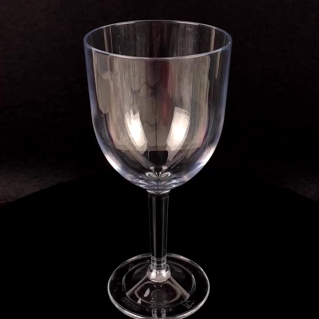 High Quality Wine Glasses High Quality Chinese Factory Reusable Custom Wholesale