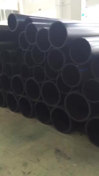 4m 5.8m Polyethylene Pipe Water Main Pipe Material - Buy ...