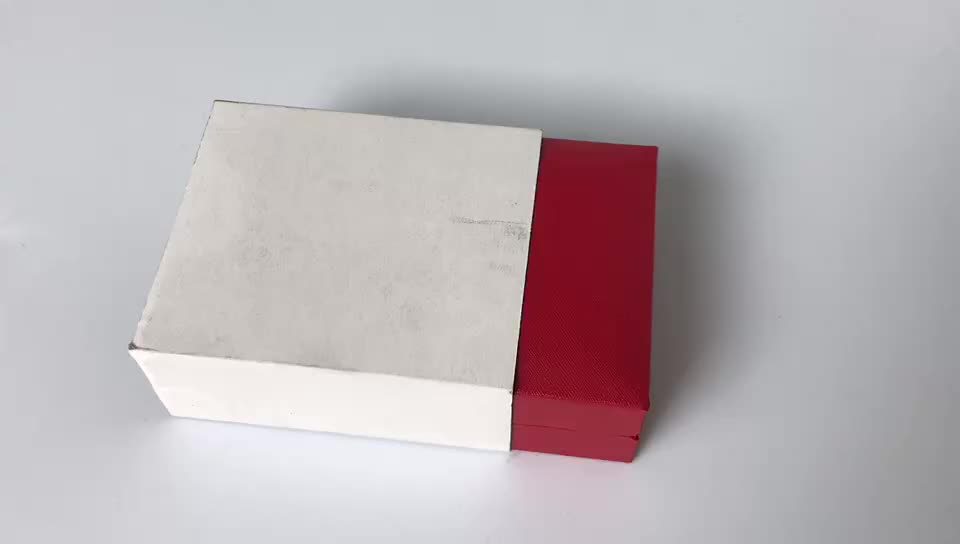 Hard Cardboard Craft Jewelry Gift Small Packaging Paper