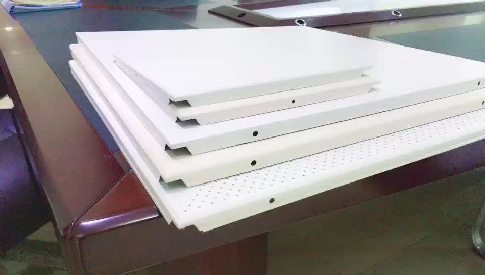 Square Shape Aluminum False Ceiling Tiles,4x8 Ceiling
