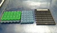 Poultry Plastic Poultry Kennel Floor Covering For Pig ...