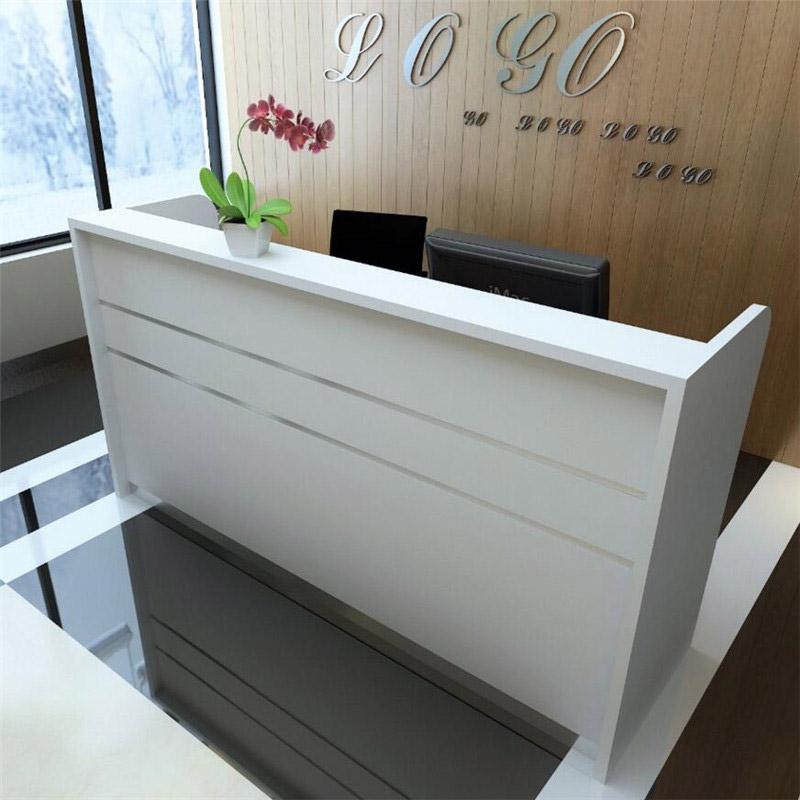 Buy Hong seoul special minimalist modern beauty salon reception desk