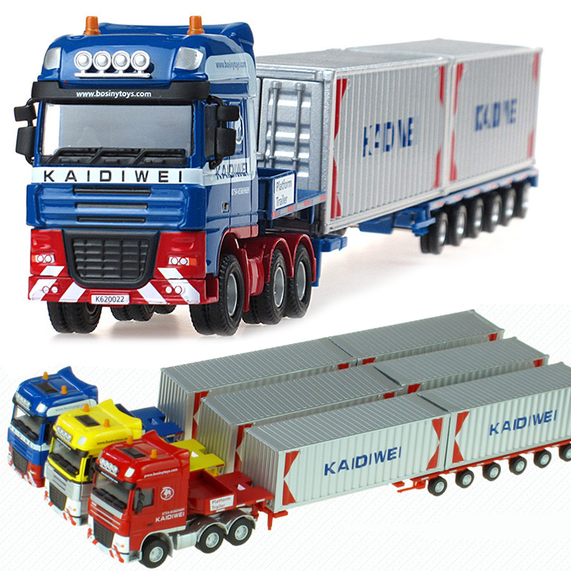Buy Children kaidi wei alloy car model truck big truck container