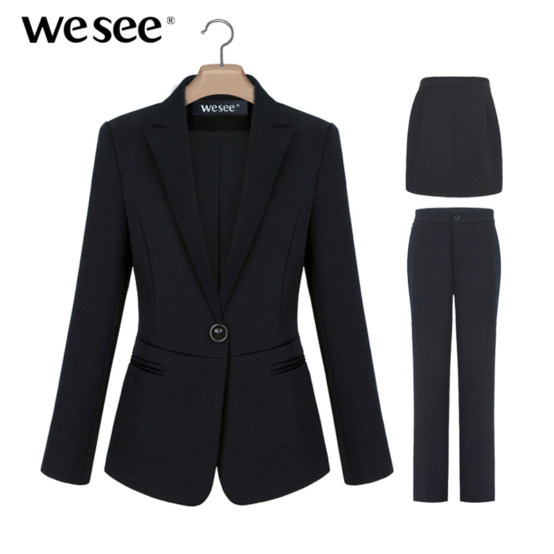 Buy Spring and summer wear women#39;s suits dress suits interview