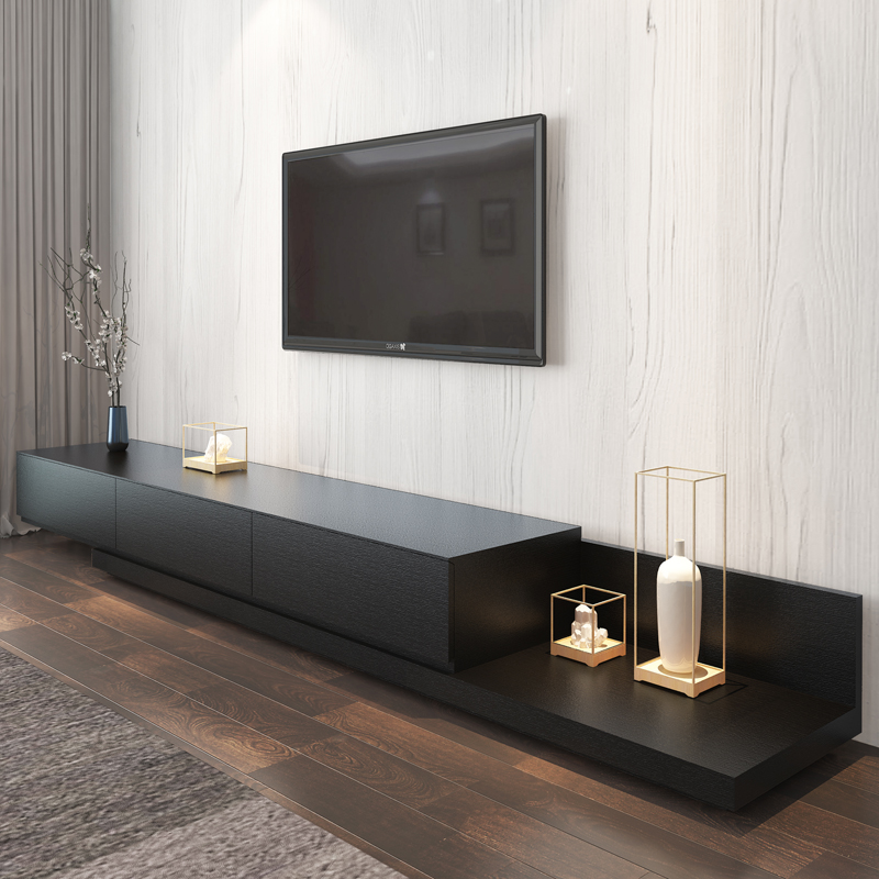 Tv Sideboard Modern Buy Telescopic Tv Cabinet Coffee Table Combination Small ...