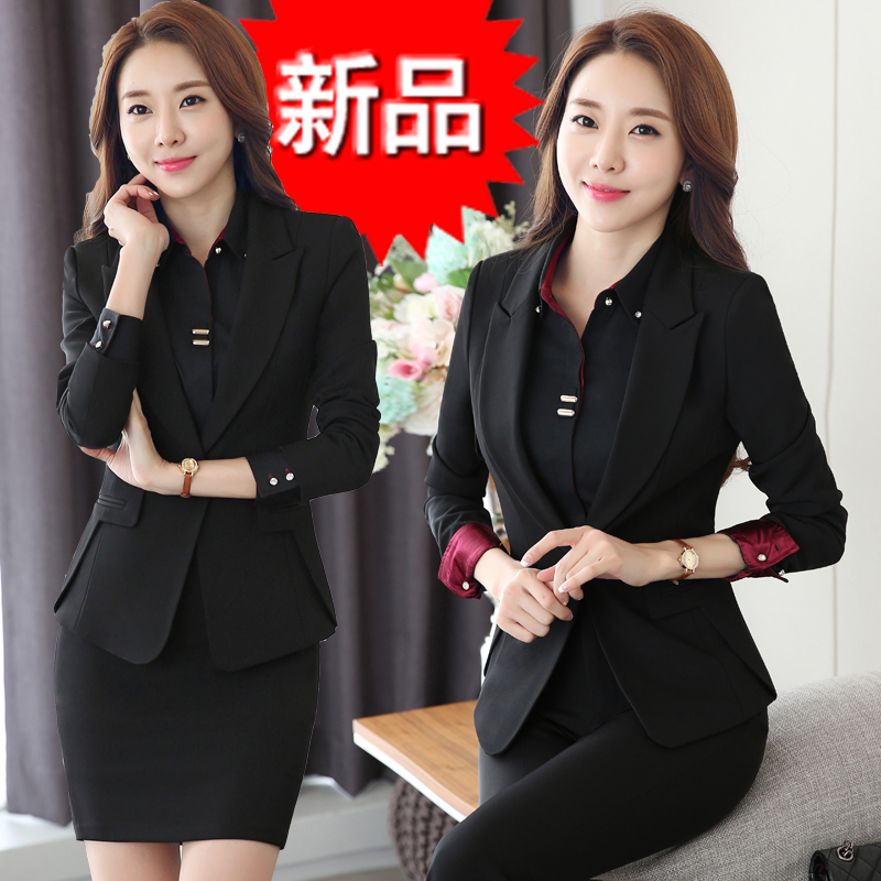 Hotel front work clothes Foreman uniform spring and autumn catering