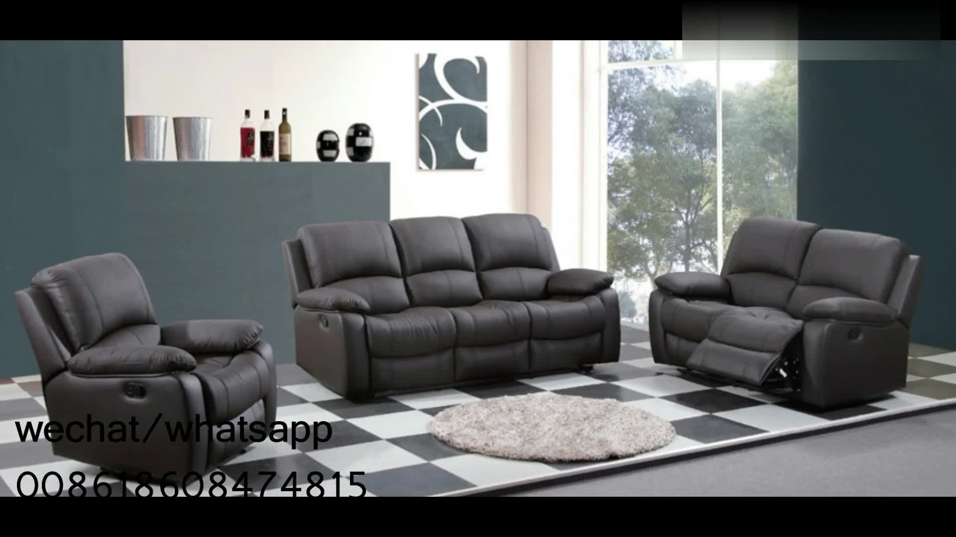 Sofa Set Price Haldwani Guangdong Factory Price Recliner Sofa Set Modern For