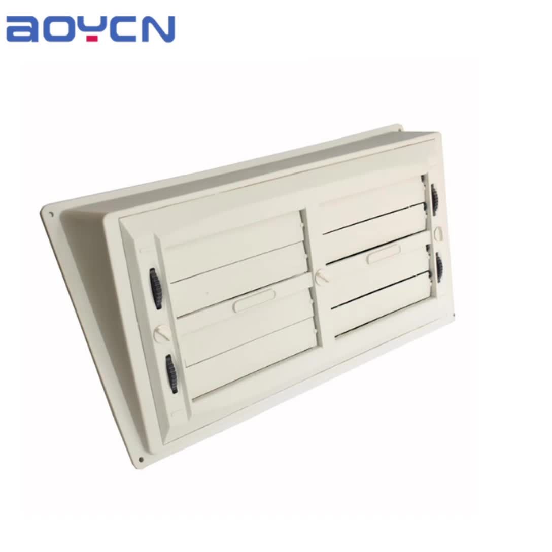 Evaporative Air Cooler Diffuser Buy Linear Air Diffuser Factory Louvered Air Vents Plastic Steel Louvered Air Vents Product On Alibaba Com