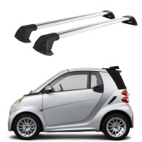 for Mercedes-Benz Smart Universal Car Top Roof Rack Cross ...