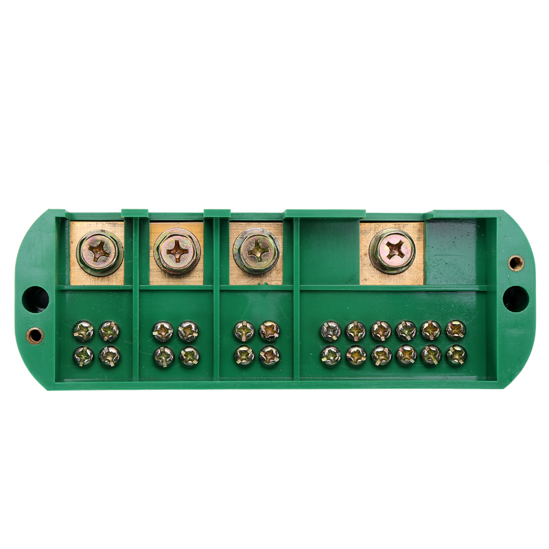 USD 1320 Three-phase four-wire six-out junction box measuring box