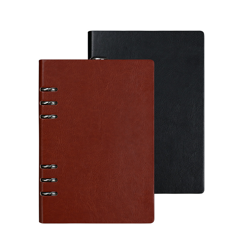 A5 loose-leaf notebook b5 notepad work thickening book customizable