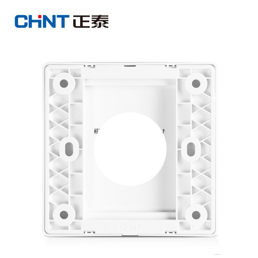 Hdmi Outlet Chint Blank With Tv Threading Hole Hollow Panel Round Hole Hdmi Outlet Hole Punch Panel