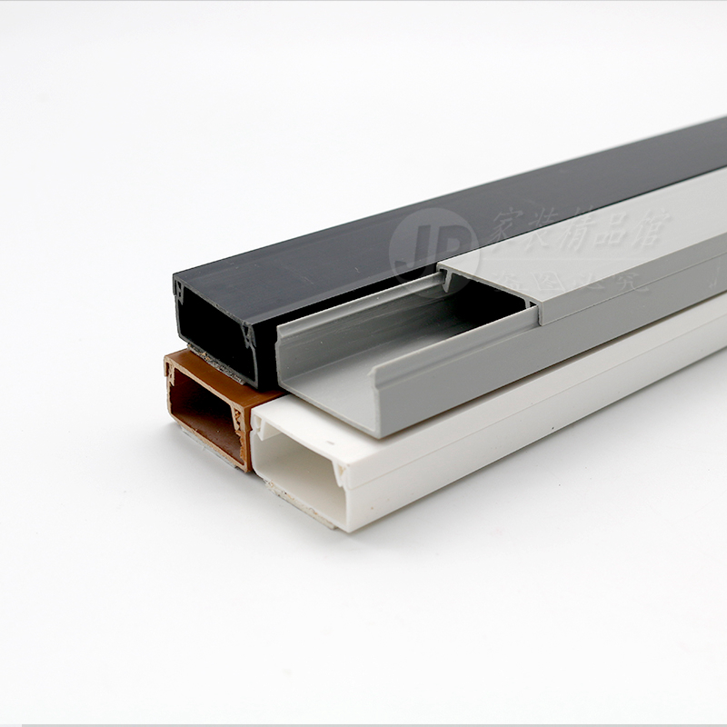 USD 491 PVC trunking 30 * 15 with plastic out of the square flame