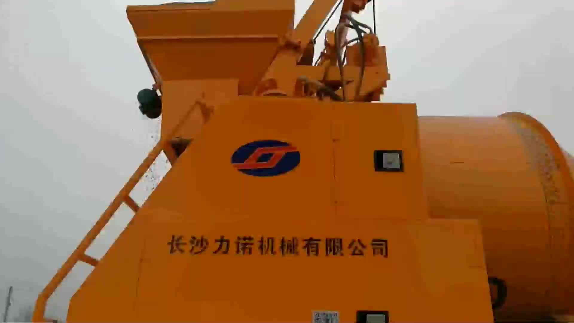Mini Betonpomp Mini Concrete Pump Concrete Mixer Drum For Sale With Good