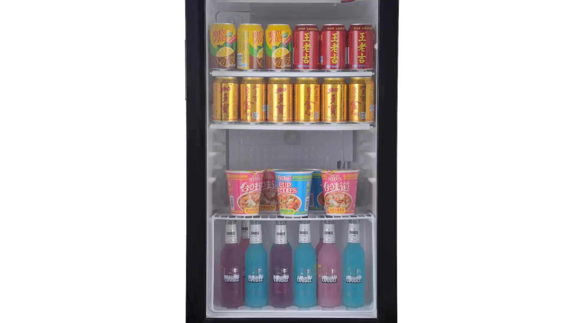 Mini Kühlschrank Mit Gefrierfach Schwarz : Minibar kühlschrank minibar kühlschrank weiß exquisit kb a