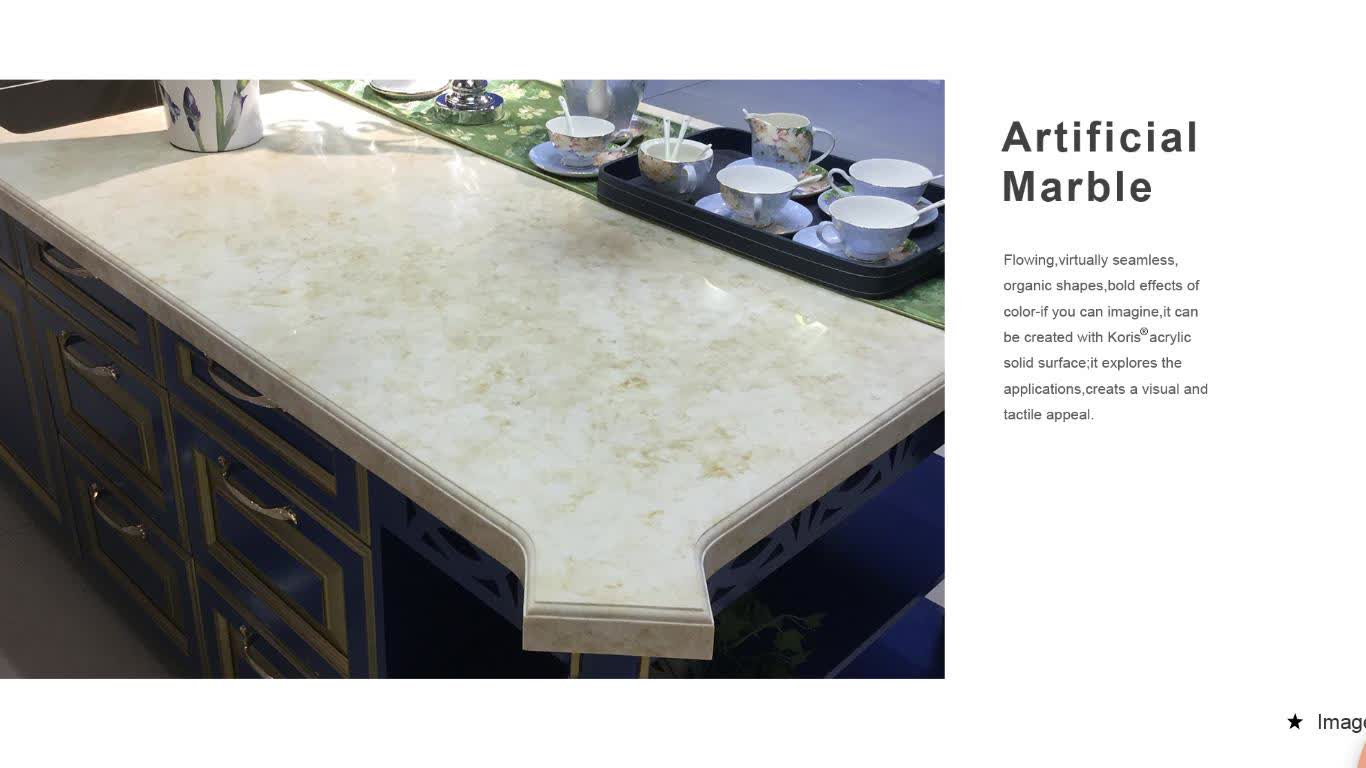 Solid Plastic Countertops Wholesale Acrylic Solid Surface Countertop Buy Wholesale