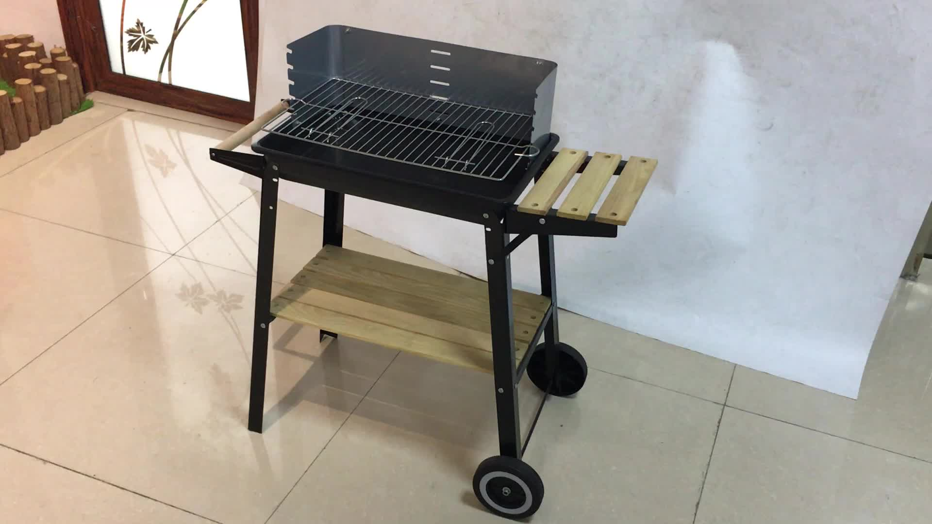 Florabest Bbq Florabest Patio Range Bbq Grill Simple Spit Roast Rotisserie Bbq Grill Buy Rotisserie Bbq Grill Portable Bbq Grill Charcoal Grill With Trolley