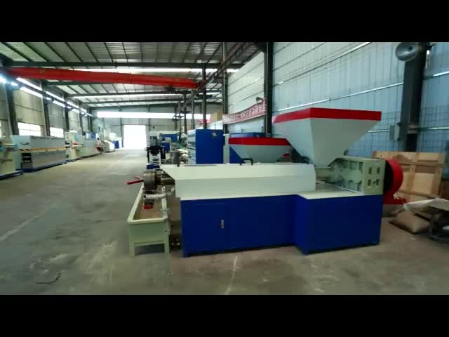 Reinforced Pp Strapping Band Production Line Pp Pe