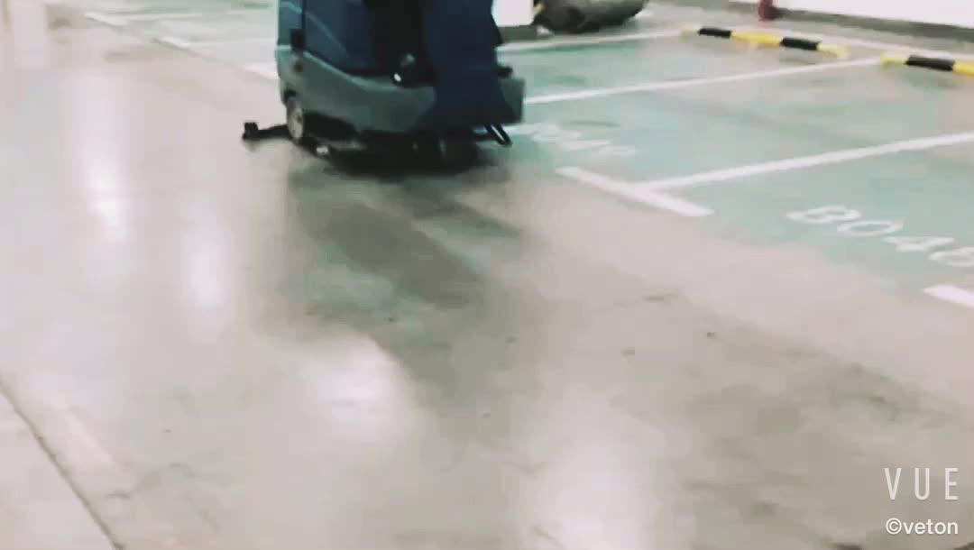 Hospital Garage Warehouse Supermarket Use Automatic Floor
