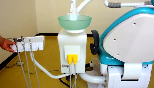 S102 Integral Advanced Dental Chair Unit Supplies Dubai
