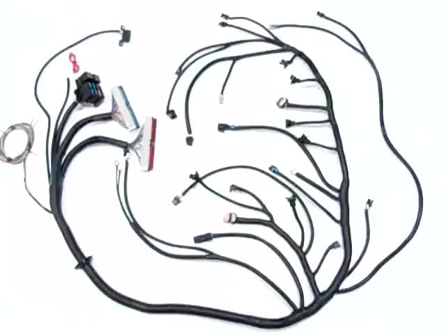 standalone wiring harness gm 6 0 engine