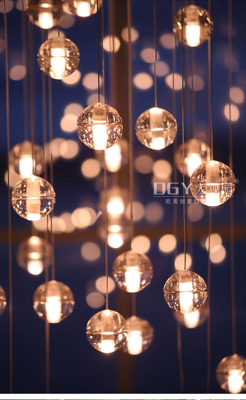Lighting Fixtures Details About Flos Meteor Crystal Globe Pendant Chandelier G4 Ceiling Lamp Lighting Fixtures