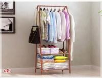 Bedroom Multifunctional Clothes Hanger Rack JLR19F2 ...