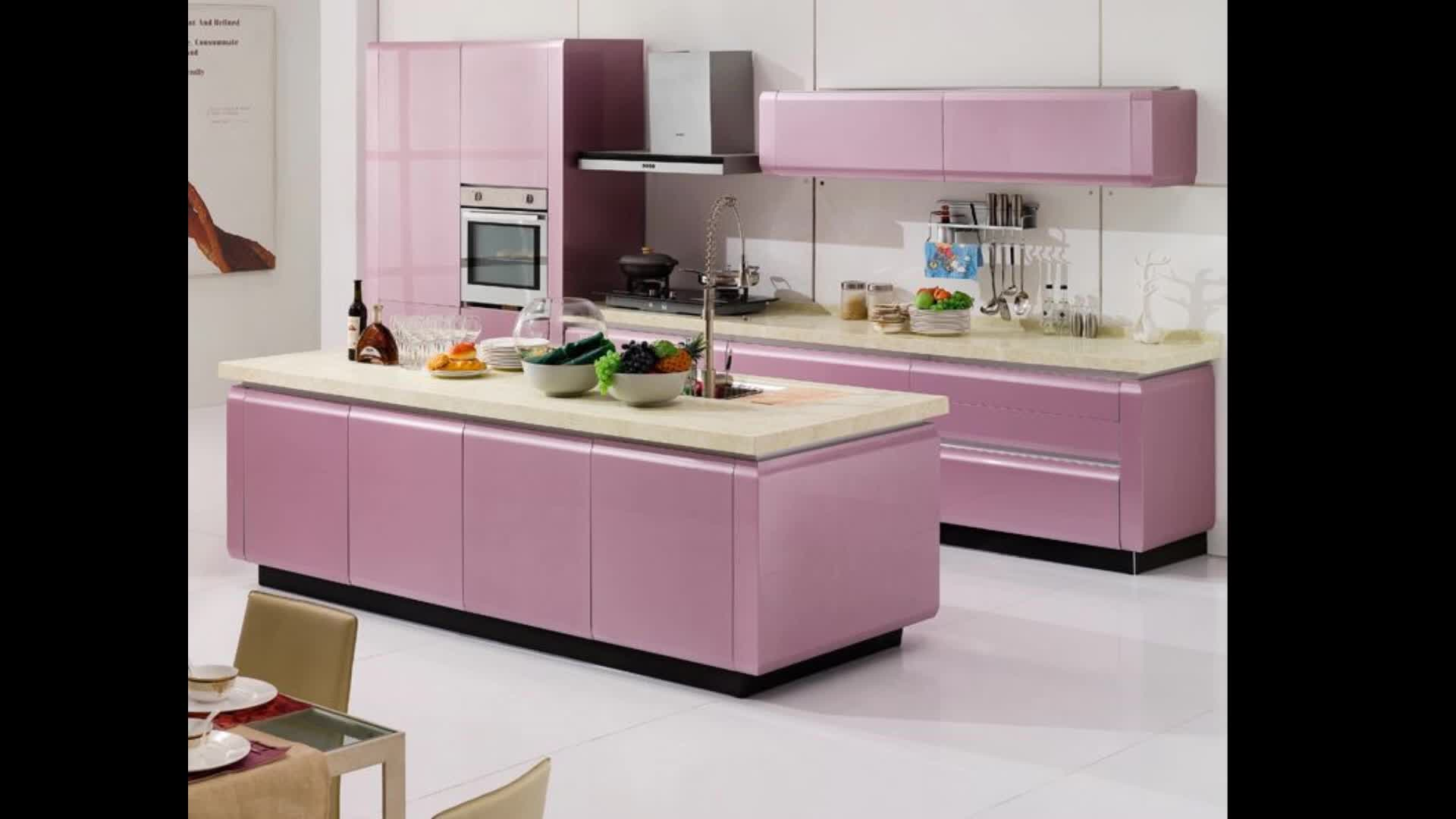 Modern Kitchen Designs Buy Online Foshan Customized Modern Kitchen Designs High Gloss