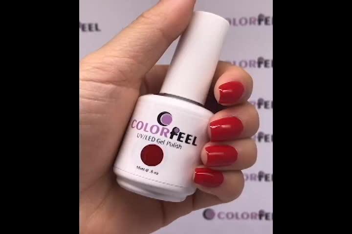 Oem Odm China Free Sample Private Label Color Soak Off Uv