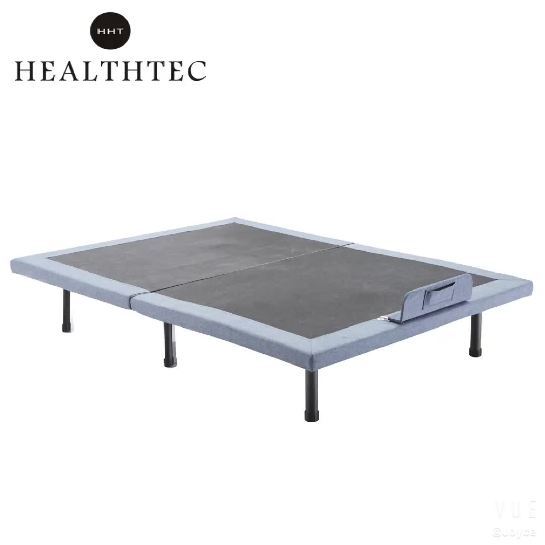 Electric Bed King Size Luxury Finish King Size Electric Adjustable Vibrator Massage Bed Frame Buy Adjustable Bed Massage Massage Bed Electric King Size Bed Frame Product