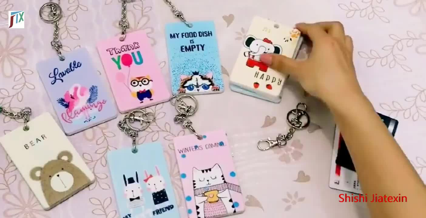 Wholesale Hot Selling Funny 3d Cute Plastic Id Business