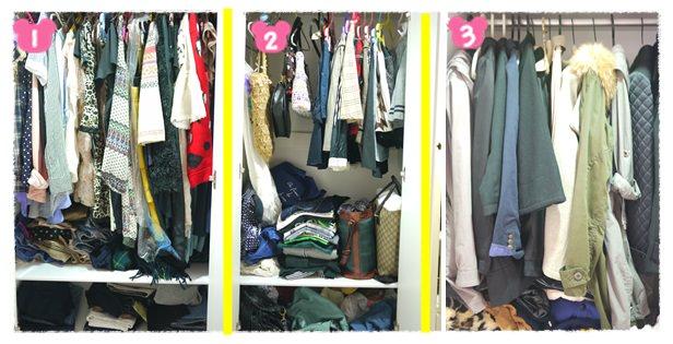 【購物】瘋狂購物,堆滿三個大衣櫃