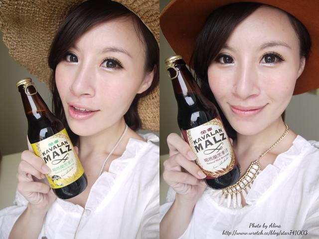 【試喝】男女老少皆宜♥♥自然原麥、營養健康の金車噶瑪蘭黑麥汁