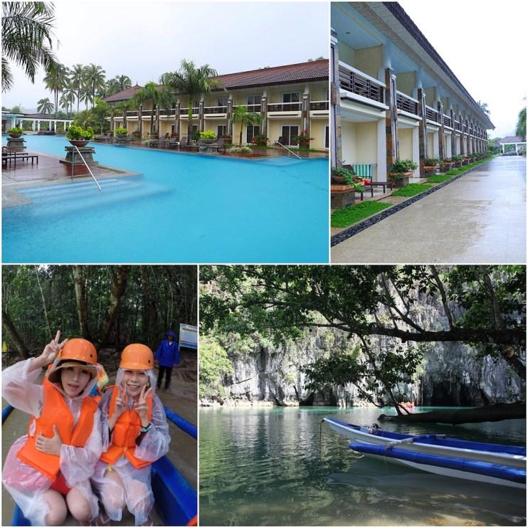 【菲律賓】Day5、6 ♥·•·•榭麗丹海灘渡假酒店、地底河流、TOMTOM CLUB、火山熱石按摩•·•·♥