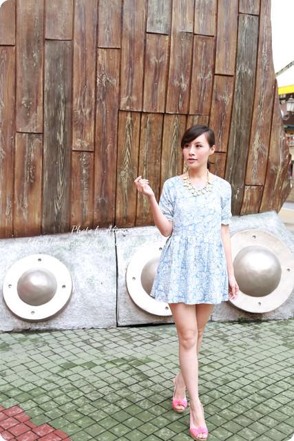 【鞋子】Sonia國民時尚‧來ㄧ雙海洋風的魚口楔型涼鞋迎夏吧!!!