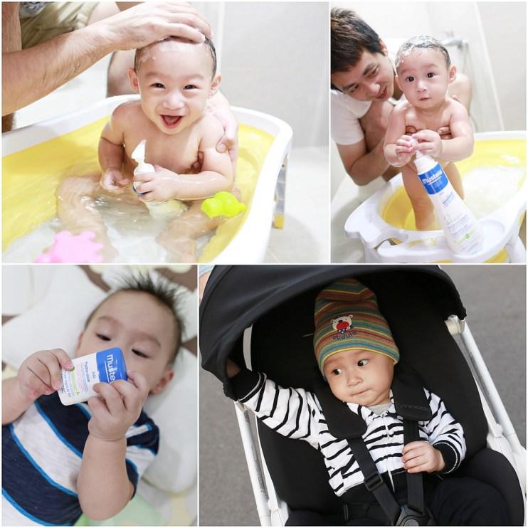 【Baby】好用才敢再推薦-慕之恬廊Mustela☞☞換季不用擔心寶寶肌膚乾燥問題囉!!!
