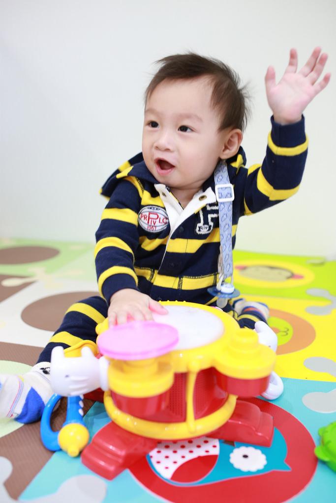 【Baby】米奇魔法樂團讓我變小小音樂家&TOMICA駕駛樂學步車快樂輕鬆學
