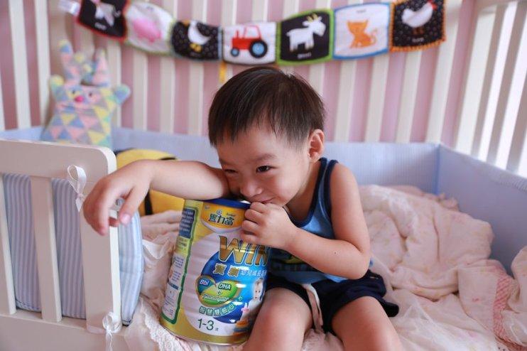 【Baby】潛能開發寶寶養成的重要營養~♥豐力富WIN資穎幼兒成長奶粉