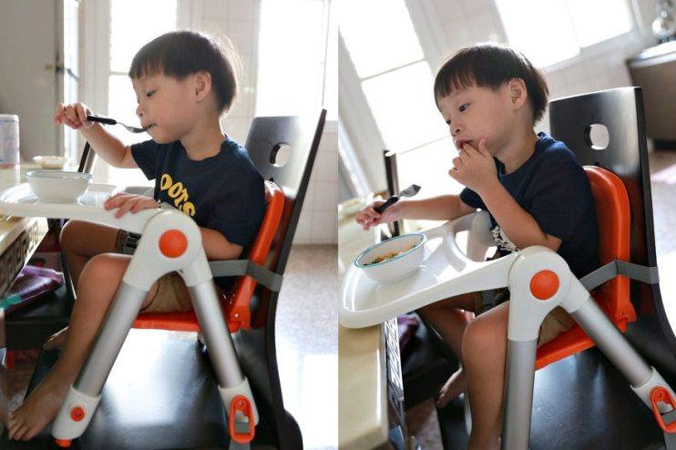【團購】最受媽咪歡迎、餐椅排行NO.1、CP值超高➔➔多功能Flippa Dining Booster 折疊餐椅