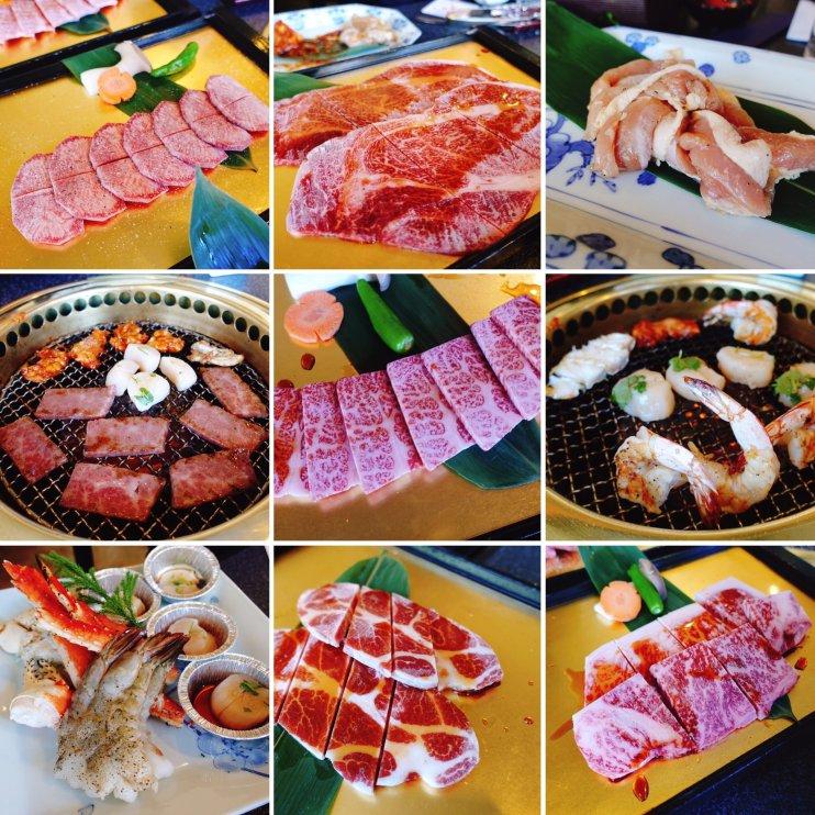 【東京。食】100%絕對會再訪的六歌仙燒肉亭~♥ 讓不吃牛的人都淪陷
