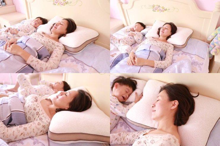 【團購】第N團!回購率超高的機能性枕頭、兒童睡墊3件組