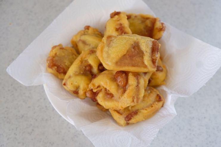 【生活】過年必吃的炸年糕(甜粿)-簡單作法分享