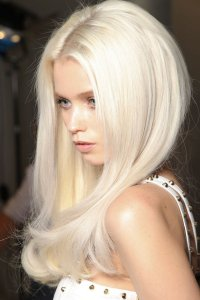 White Blonde - 7 Feisty and Unique Hair Colors for Your Inner
