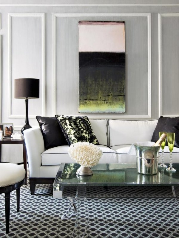 7 Totally Doable Ideas for Redoing Your Living Room DIY
