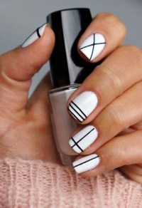 23 Super Easy Nail Art Designs for Lazy Girls ...   Nails